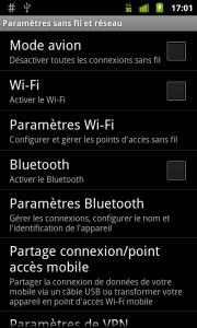 Utiliser son t l phone android comme modem et routeur wi - Port usb ne reconnait pas peripheriques ...
